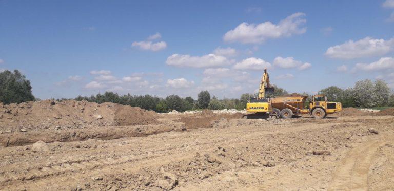 Considerazioni sul trattamento dei terreni con calce/cemento alla luce della normativa sulle terre e rocce da scavo